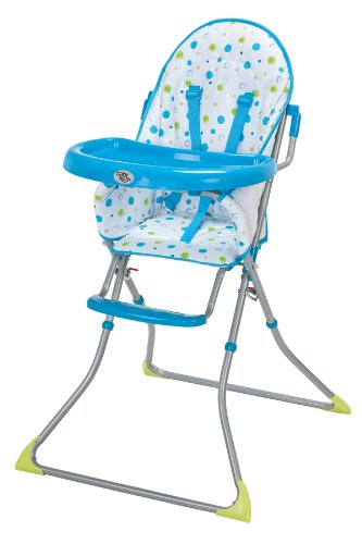 baby relax 27737030 seggiolone kanji blue dot prima infanzia. Black Bedroom Furniture Sets. Home Design Ideas
