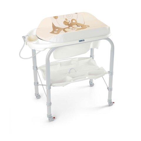 Cam il mondo del bambino c209 219 fasciatoio cambio beige - Cambio pannolino in bagno ...